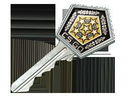 csgo 饰品交易-幻彩武器箱钥匙