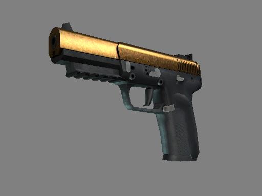 csgo 饰品交易-FN57(StatTrak™) | 铜色星系 (崭新出厂)