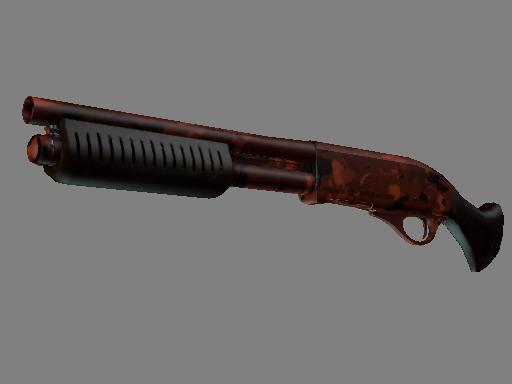 csgo 饰品交易-截短霰弹枪 | 逮捕者 (略有磨损)