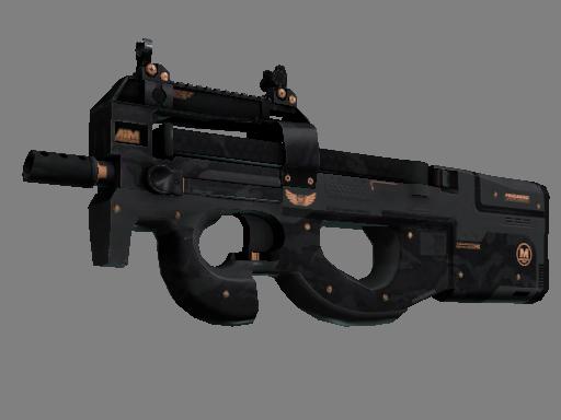 CS:GO 饰品交易-P90(StatTrak™) | 精英之作 (略有磨损)