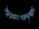 CS:GO 饰品交易-封装的涂鸦   翅膀 (黛蓝)