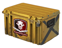 CS:GO 饰品交易-弯曲猎手武器箱