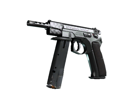 csgo 饰品交易-CZ75 自动手枪(StatTrak™)   花纹钢板 (崭新出厂)
