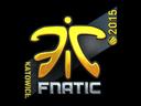 csgo 饰品交易-印花 | Fnatic(闪亮)| 2015年卡托维兹锦标赛