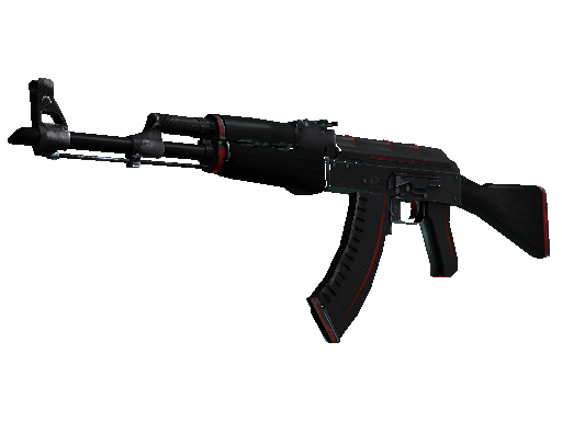 csgo 饰品交易-AK-47 | 红线 (破损不堪)