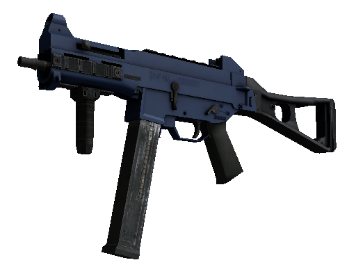 csgo 饰品交易-UMP-45 | 紫青之色 (崭新出厂)