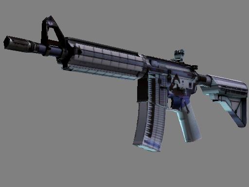 csgo 饰品交易-M4A4 | X 光 (崭新出厂)