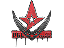 csgo 饰品交易-封装的涂鸦 | Astralis | 2017年克拉科夫锦标赛