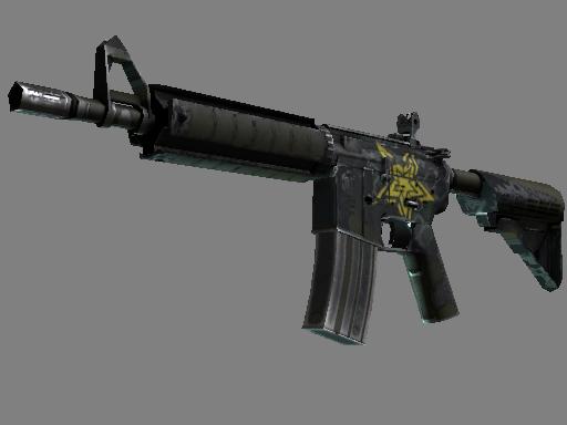csgo 饰品交易-M4A4(StatTrak™) | 星级 (久经沙场)