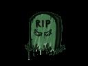 CS:GO 饰品交易-封装的涂鸦   墓碑 (深绿)