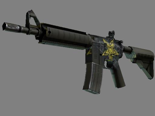 csgo 饰品交易-M4A4 | 星级 (崭新出厂)