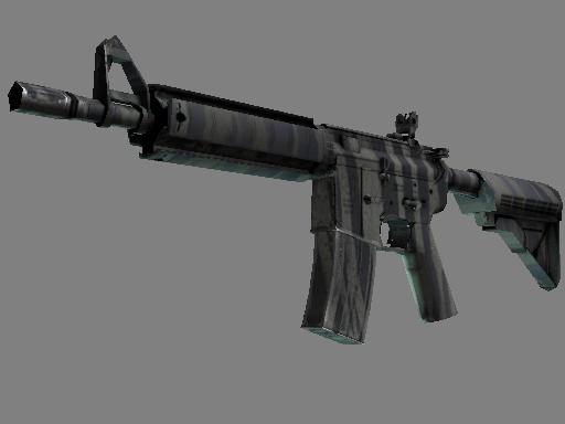 csgo 饰品交易-M4A4(StatTrak™) | 渐变斑纹 (崭新出厂)