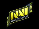 csgo 饰品交易-印花 | Natus Vincere(闪亮)| 2015年卡托维兹锦标赛