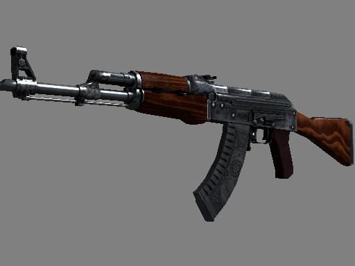 csgo 饰品交易-AK-47(StatTrak™) | 卡特尔 (略有磨损)