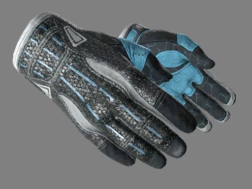 csgo 饰品交易-运动手套(★) | 超导体 (略有磨损)