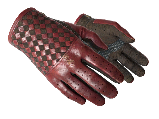 csgo 饰品交易-驾驶手套(★) | 深红织物 (久经沙场)