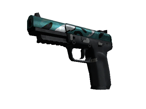 csgo 饰品交易-FN57(StatTrak™) | 狩猎利器 (战痕累累)