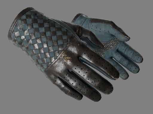csgo 饰品交易-驾驶手套(★) | 月色织物 (久经沙场)