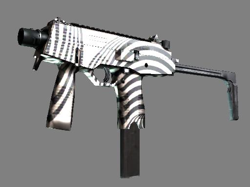 csgo 饰品交易-MP9(StatTrak™) | 蛊惑之色 (崭新出厂)