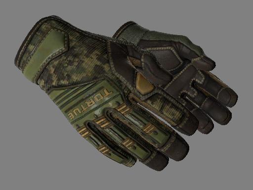 csgo 饰品交易-专业手套(★) | 森林 DDPAT (略有磨损)
