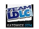 csgo 饰品交易-印花 | Team LDLC.com | 2014年卡托维兹锦标赛