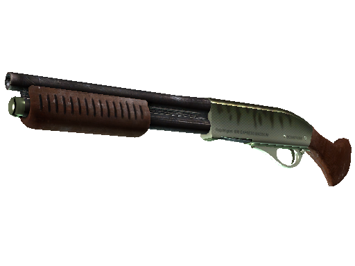 csgo 饰品交易-截短霰弹枪(StatTrak™) | 梭鲈 (崭新出厂)
