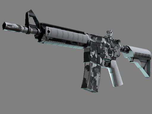 CS:GO 饰品交易-M4A4 | 都市 DDPAT (略有磨损)