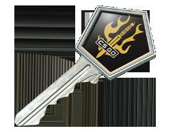 csgo 饰品交易-光谱 2 号武器箱钥匙
