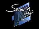 CS:GO 饰品交易-印花 | ScreaM | 2018年波士顿锦标赛