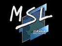 CS:GO 饰品交易-印花 | MSL | 2018年波士顿锦标赛