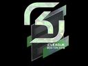 CS:GO 饰品交易-印花 | SK Gaming(全息)| 2018年波士顿锦标赛