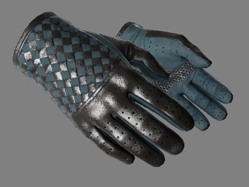 csgo 饰品交易-驾驶手套(★) | 月色织物 (崭新出厂)