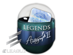 csgo 饰品交易-Boston 2018 Attending Legends Autograph Capsule