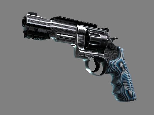 csgo 饰品交易-R8 左轮手枪 | Grip (破损不堪)