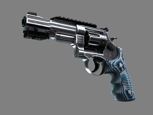 csgo 饰品交易-R8 左轮手枪 | Grip (略有磨损)