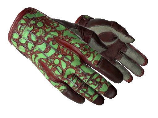 csgo 饰品交易-运动手套(★) | Bronze Morph (略有磨损)