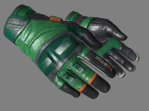 csgo 饰品交易-摩托手套(★) | Turtle (略有磨损)