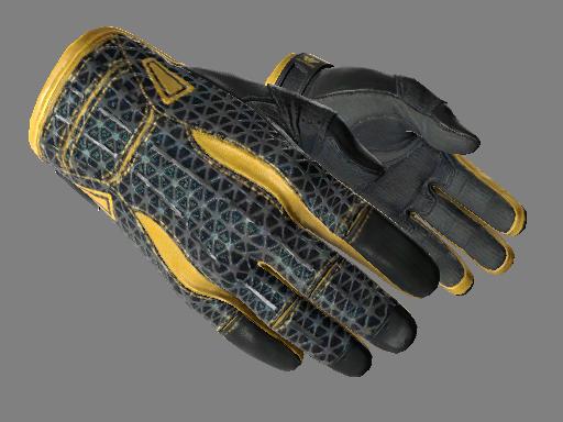 csgo 饰品交易-运动手套(★) | Omega (略有磨损)