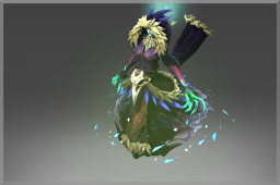 dota2 饰品交易-Mistress of the Long Night